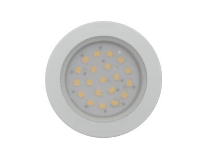 Light Things LED meubelspot inbouw 3W wit