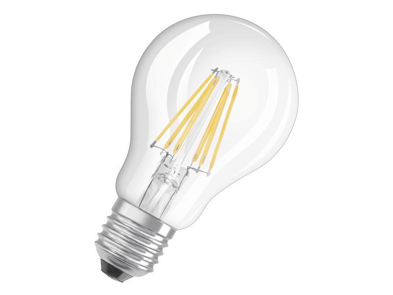 Osram LED peerlamp filament E27 6W