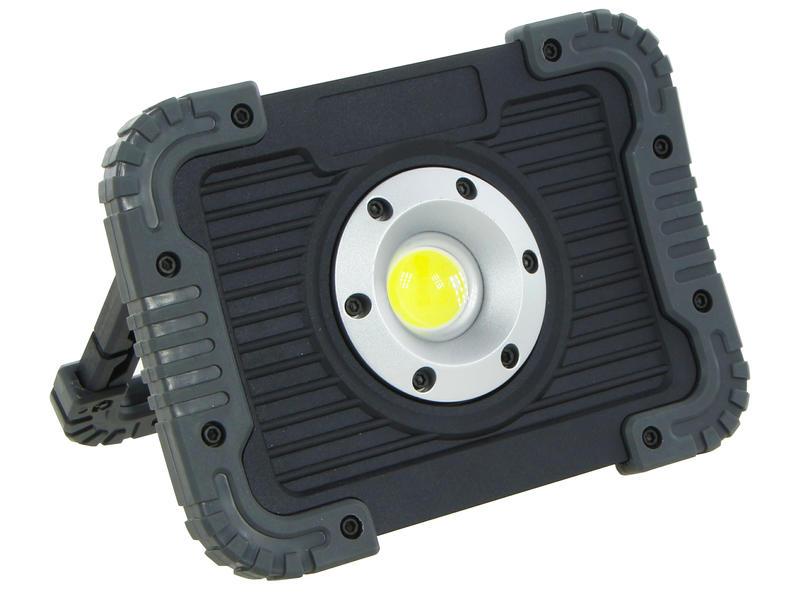 Prolight LED straler 10W 750lm zwart