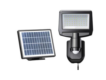 Prolight LED straler solar 10W 900lm met PIR
