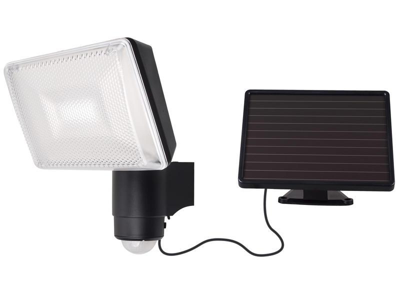 Profile LED straler solar 6W met PIR