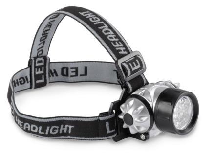 Powerplus Light Lampe frontale LED 14 leds