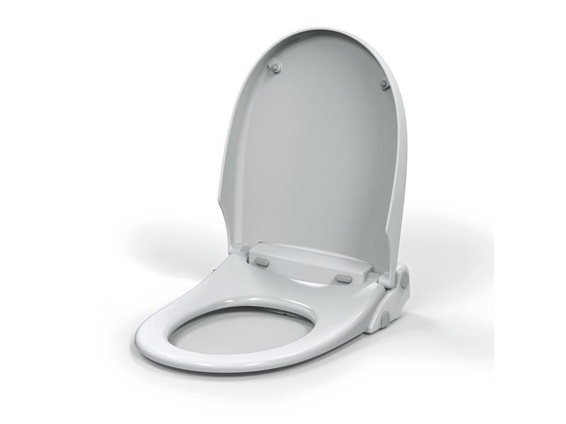 Lafiness Lavalino abattant WC blanc