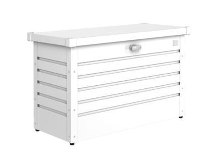 Biohort LeisureTime Box 100 coffre de jardin 101x46x61 cm blanc
