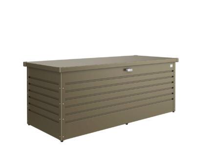 Biohort LeisureTime Box 180 kussenbox 181x79x71 cm brons metallic