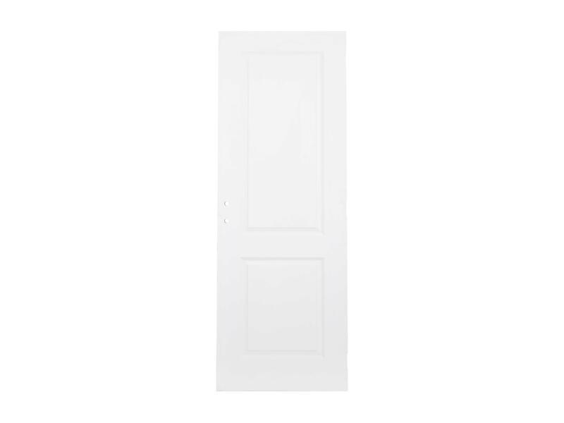 Solid Levigato porte intérieure 201,5x93 cm prépeint