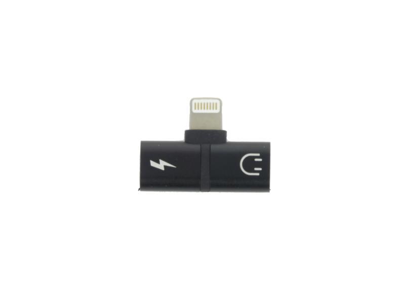 Profile Lightning splitter opladen + audio