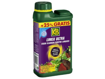 Kb Limex Ultra lokaas voor naaktslakken 640g + 25% gratis