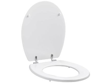 Allibert Line WC-bril wit