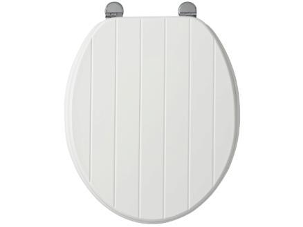 Allibert Line abattant WC blanc