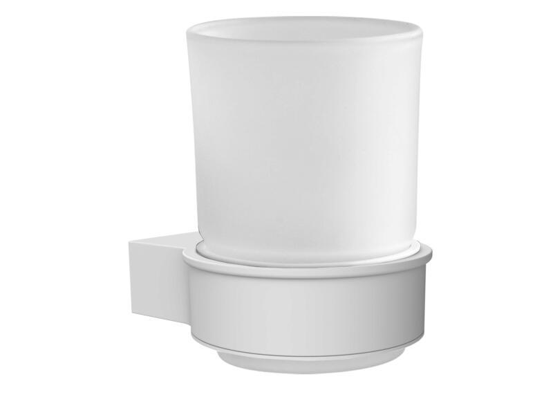Allibert Loft-Game porte-gobelet blanc mat
