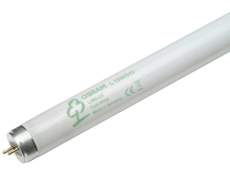 Osram Lumilux tube néon T8 18W 590mm blanc froid