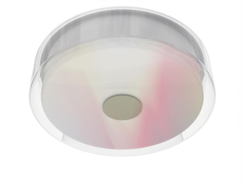 Wiz Lunar Color LED plafondlamp 23W + afstandsbediening