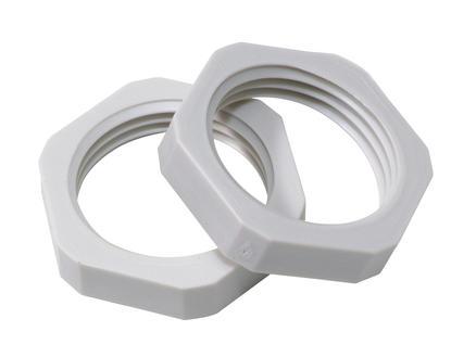 M20 contre-écrou polystyrène 4 pièces