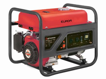 Eurom MM3500 generator 2800W 15l