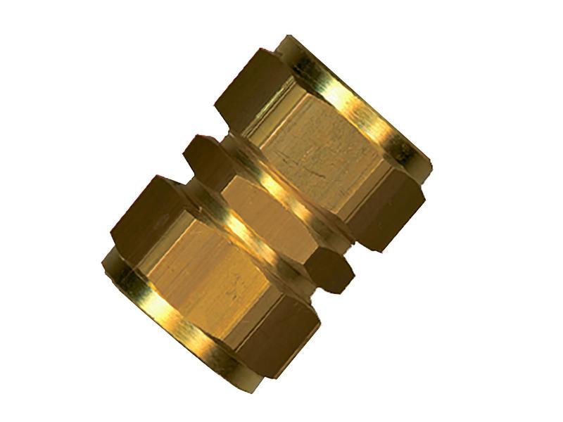 Saninstal Manchon bicône 18mm laiton