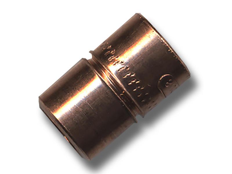 Saninstal Manchon réduit M 12mm x F 10mm cuivre