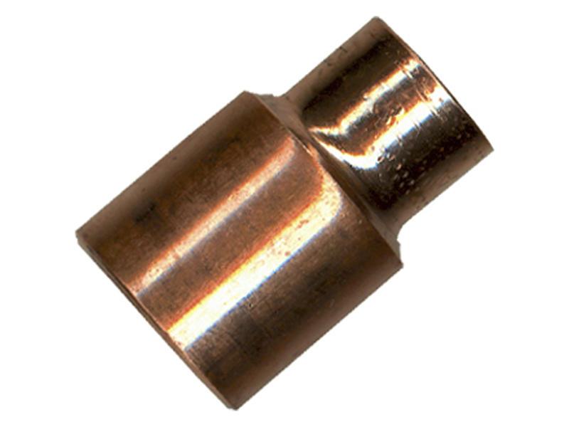 Saninstal Manchon réduit M 22mm x F 15 mm cuivre