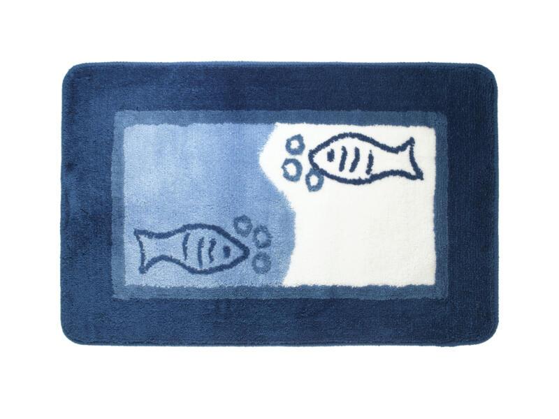 Sealskin Marina badmat 85x55 cm blauw