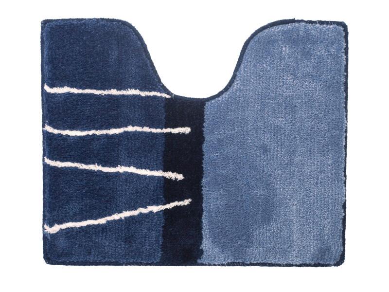 Sealskin Matches WC-mat 45x55 cm blauw