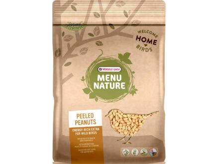 Menu Nature Peeled Peanuts gepelde pinda's 1kg