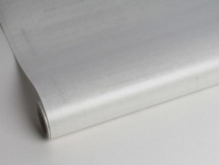 Milky statische raamfolie 45cm x 1,5m transparant