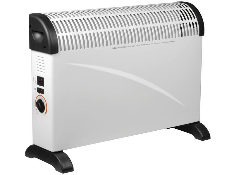 Profile Mistral convecteur électrique 2000W
