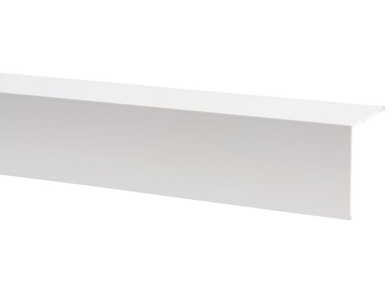 Moulure d'angle 35x35 mm 260cm blanc