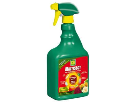 Kb Multisect insecticide spray voor sierplanten 750ml