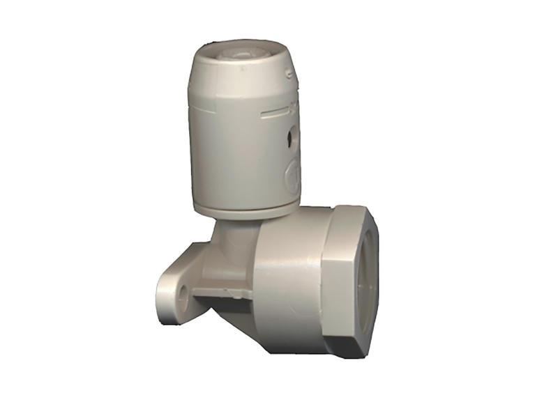 Saninstal Muurkulas Push-Clic 20mm x F 1/2