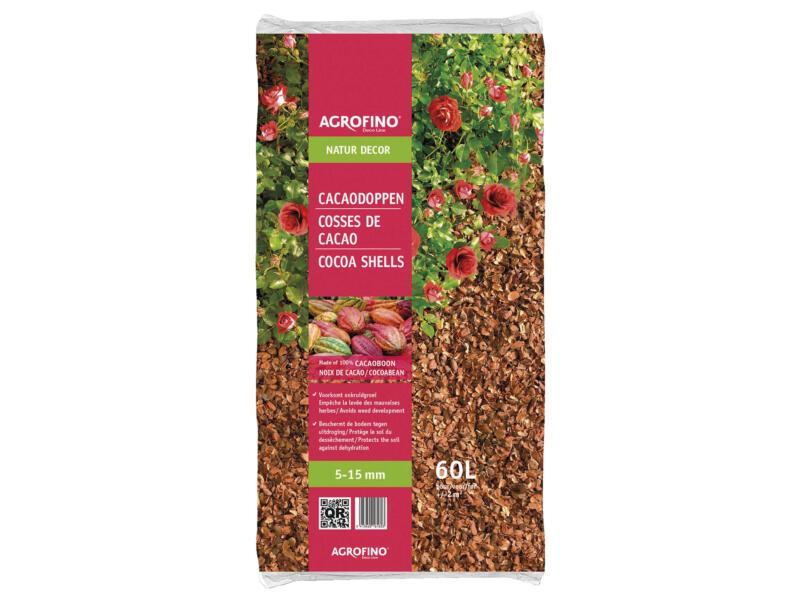 Natur Decor cacaodoppen 5-10 mm 60l
