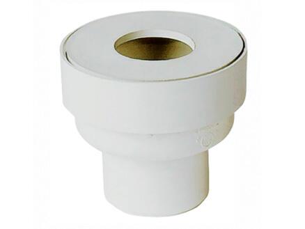 Saninstal Nicoll rechte afvoer voor urinoir 50x40 mm