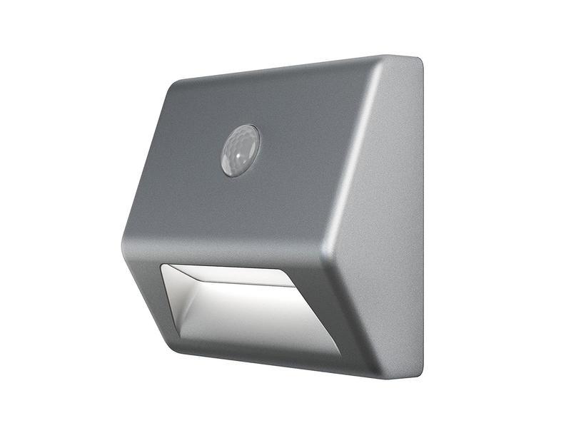 Osram Nightlux LED nachtlicht trap zilver