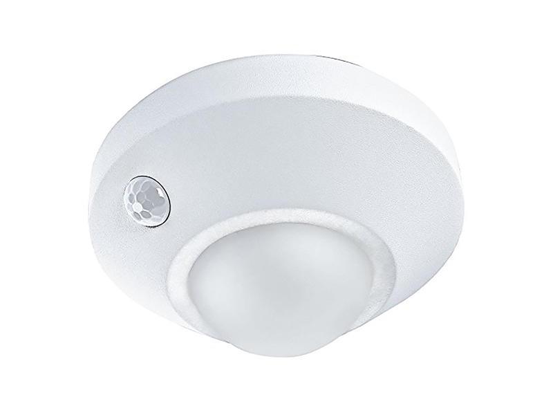 Osram Nightlux LED plafondlamp met sensor op batterijen wit