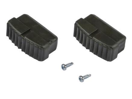 Escalo Nivodor inschuifvoetjes voor L-ladder 57mm 2 stuks
