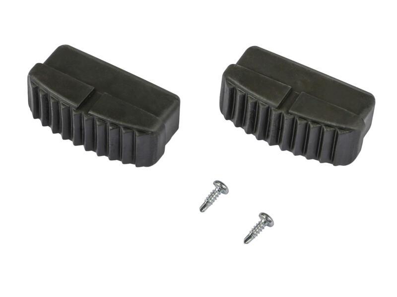 Escalo Nivodor inschuifvoetjes voor L-ladder 63mm 2 stuks
