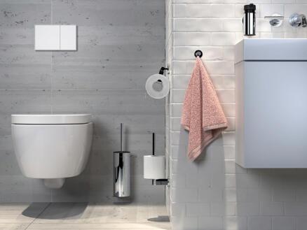 Tiger Noon WC-borstel met houder chroom