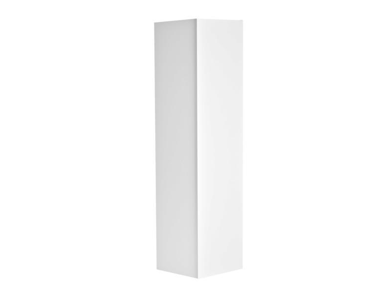 Allibert Nordik meuble colonne 40cm blanc mat