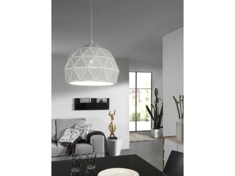 MEO Olbia hanglamp E27 40W wit