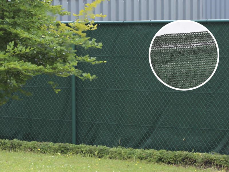 Giardino Ombra filet brise-vue 10m x 200cm vert