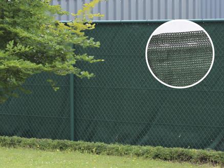 Giardino Ombra zichtdoek 10m x 200cm groen