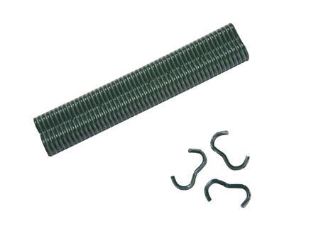 Giardino Omega kram 20mm 1000 stuks groen