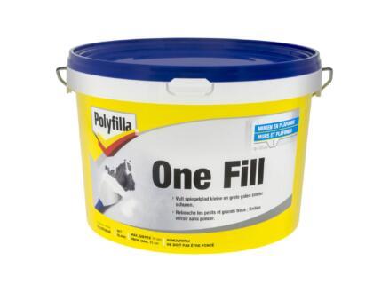 Polyfilla One-fill vulmiddel 2,5l
