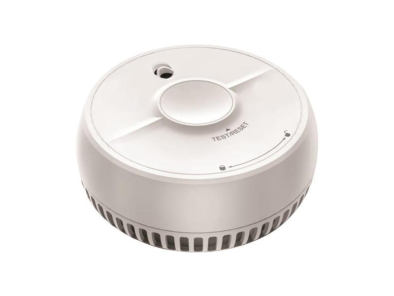 Optische rookmelder 9V 5j Duopack