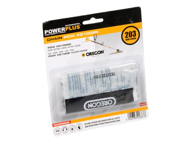 Powerplus Oregon chaîne de tronçonneuse 20,3cm pour POWXG1008