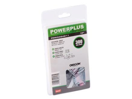 Powerplus Oregon zaagketting 30cm 45 tanden