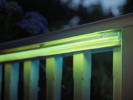 Hue Outdoor ruban LED 19W 2m blanc