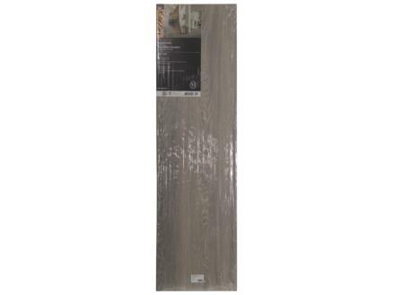 CanDo Overzettrede 130x38 cm kahlua eiken