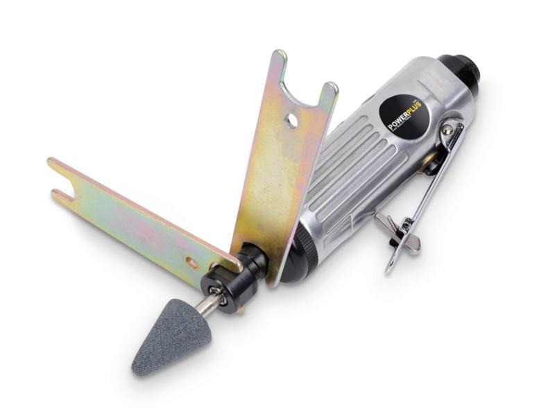 Powerplus Air POWAIR0011 pneumatische stiftslijper met accu