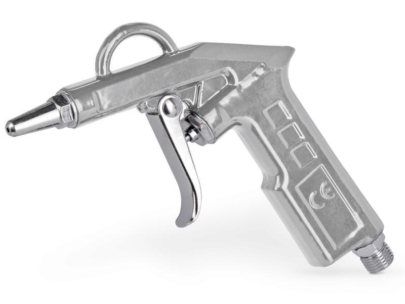 Powerplus Air POWAIR0103 pistolet à air pneumatique nez 2,5cm